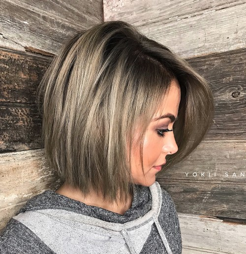 Side-Parted Pointcut Lob