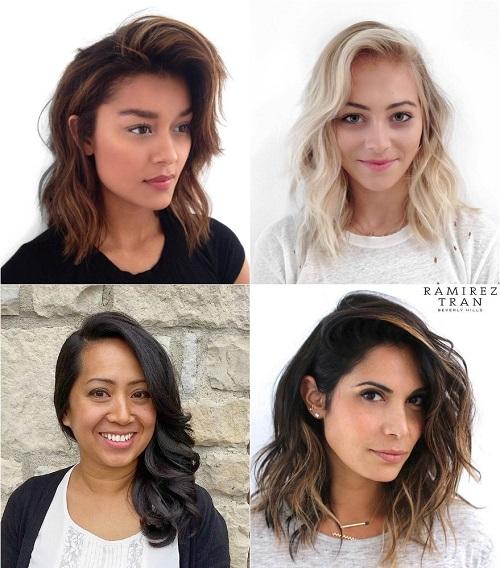 Groovy 90 Sensational Medium Length Haircuts For Thick Hair In 2017 Short Hairstyles For Black Women Fulllsitofus