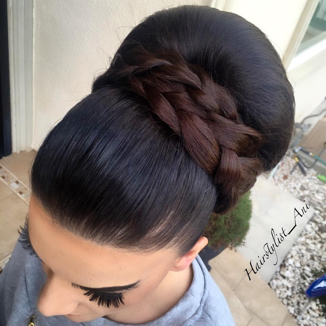 Most Delightful Prom Updos Long Hair