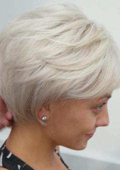 Short Hairstyles And Haircuts For Short Hair In 2019 Therighthairstyles