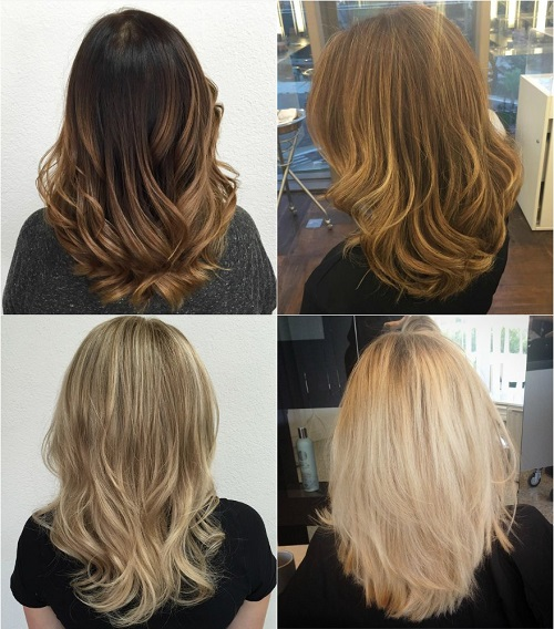 Fabulous 90 Sensational Medium Length Haircuts For Thick Hair In 2017 Hairstyle Inspiration Daily Dogsangcom