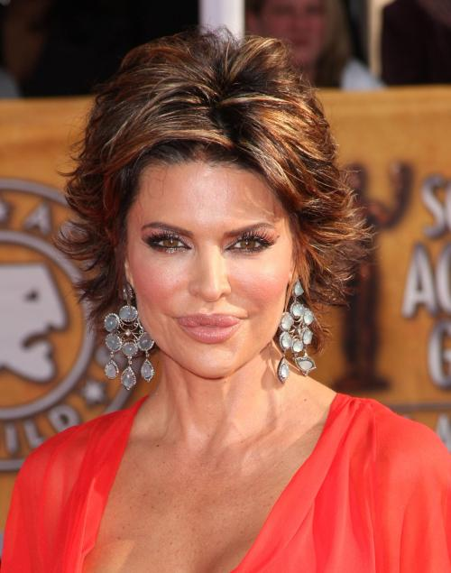 Incredible 30 Spectacular Lisa Rinna Hairstyles Hairstyle Inspiration Daily Dogsangcom