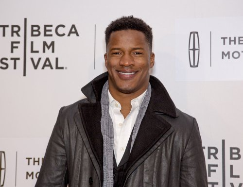 Nate Parker short haircut