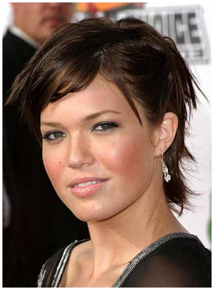 Hairstyle Pic Top 85 Flattering Hairstyles For Round Faces
