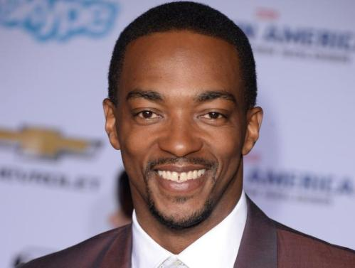 Anthony Mackie haircut