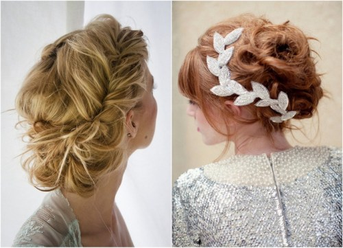 Bridal Hairstyles 2016: Updos For Curly Hair In 2016