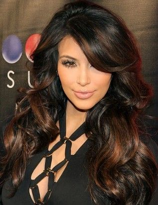 60 hairstyles featuring dark brown hair with highlights dark brown hair with chocolate highlights pmusecretfo Gallery