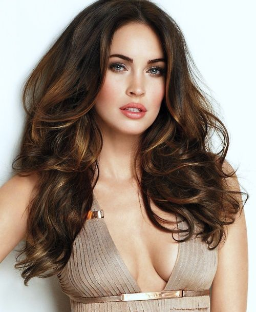 50 Glamour-Oozing Hairstyles Featuring Dark Brown Hair with Highlights