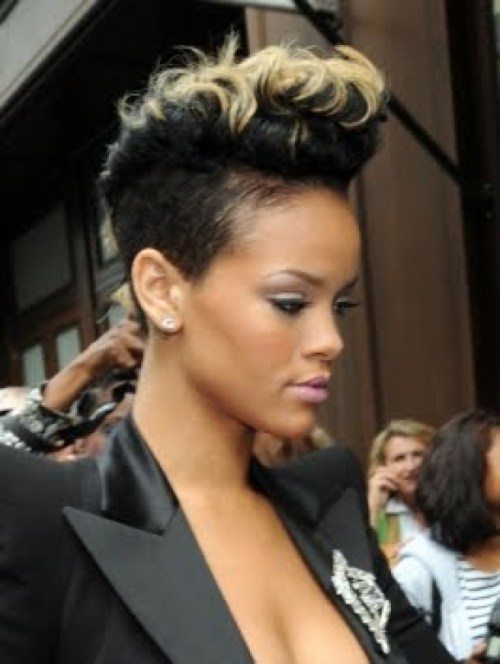 Brilliant 60 Most Gorgeous Mohawk Hairstyles Of Nowadays Short Hairstyles For Black Women Fulllsitofus