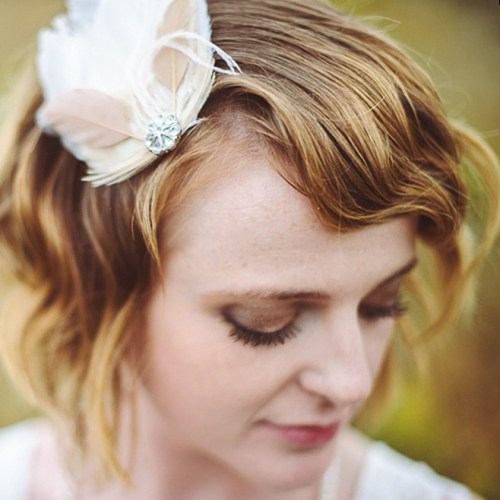 Top 20 Wedding Hairstyles For Medium Hair: Wedding Hairstyles For Short Hair