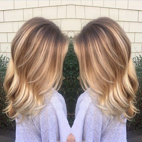 Awe Inspiring 45 Light Brown Hair Color Ideas Light Brown Hair With Highlights Short Hairstyles Gunalazisus