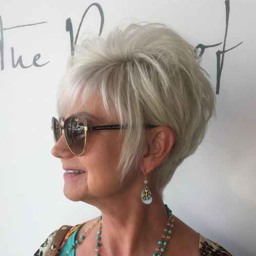 a9c58f71b1 80 Best Hairstyles for Women Over 50 to Look Younger in 2019