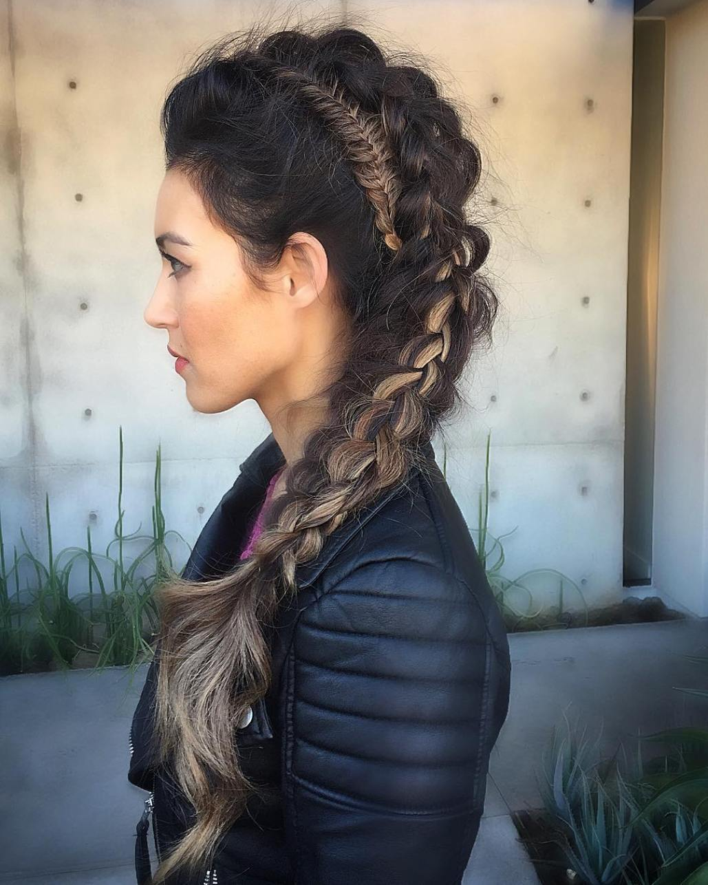 11 Perfectly Imperfect Messy Hairstyles for All Lengths
