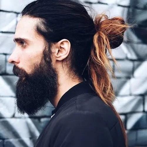 Incredible 50 Stately Long Hairstyles For Men Short Hairstyles Gunalazisus