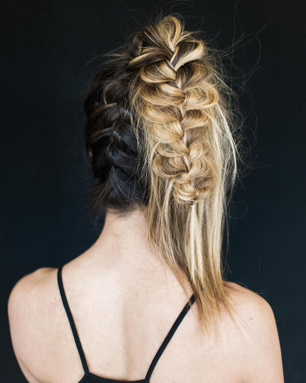38 Perfectly Imperfect Messy Hairstyles for All Lengths