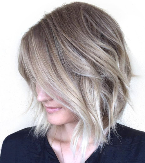 Excellent 70 Best A Line Bob Haircuts Screaming With Class And Style Hairstyles For Men Maxibearus