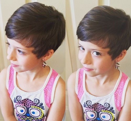 50 cute haircuts for girls to put you on center stage for A little off the top salon