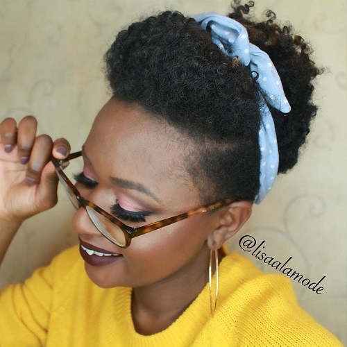 Tremendous 75 Most Inspiring Natural Hairstyles For Short Hair In 2017 Hairstyle Inspiration Daily Dogsangcom