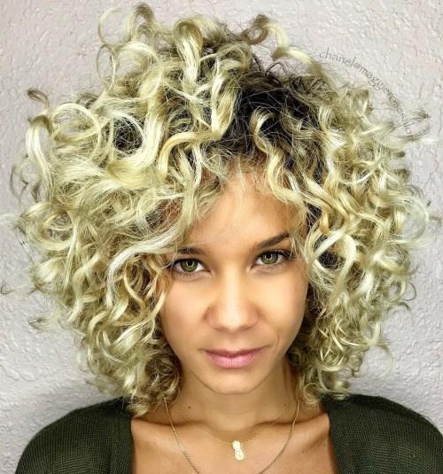 Blonde Hair Color for Olive Skin