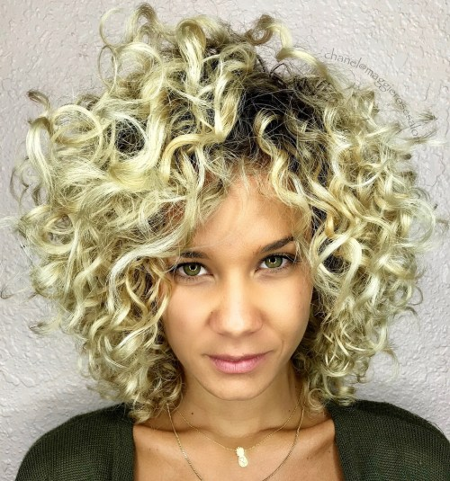 Blonde Hair Color for Olive Skin