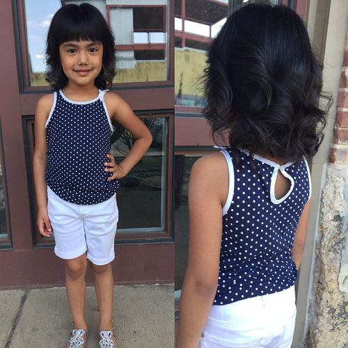 girl child haircut 70 haircuts for to put you on center stage 4926 | 4 curly layered bob for girls
