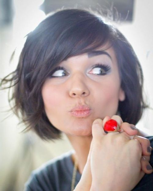 Short and Sassy Hairstyle