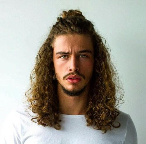 Stupendous 50 Stately Long Hairstyles For Men Short Hairstyles For Black Women Fulllsitofus