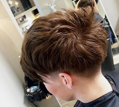 50 Short Choppy Hairstyles For Any Taste Choppy Bob