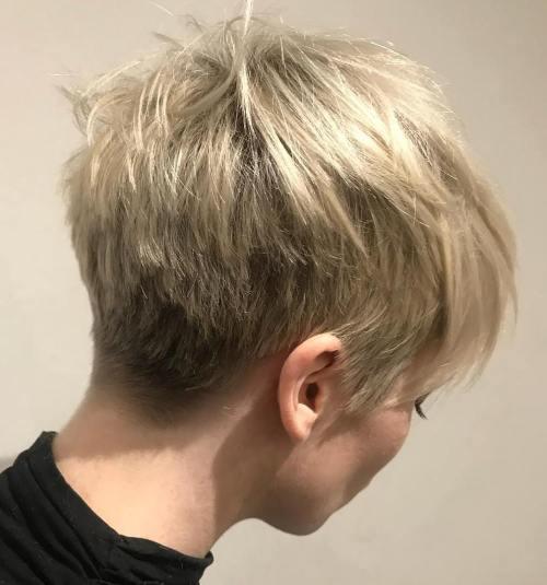 Choppy Haircuts For Square Face: 60 Short Choppy Hairstyles For Any Taste. Choppy Bob
