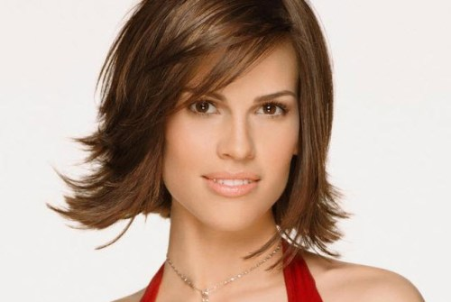 Hairstyles For Short Hair Long : 60 super chic hairstyles for long faces to break up the length