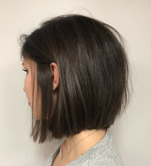 Blunt Bob For Thin Hair