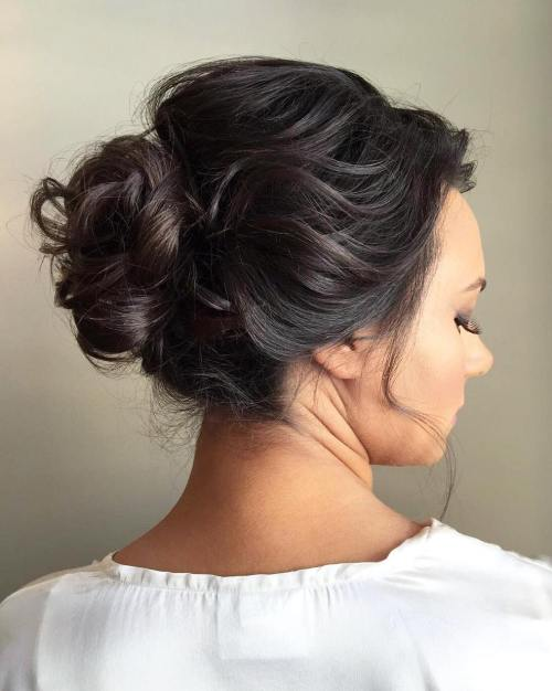 Dec 04, · And for a special occasion, try one of these easy updos for thin hair. View Gallery 38 Photos 1 of Emma McIntyre. If you have short hair and are sick of it looking flat.