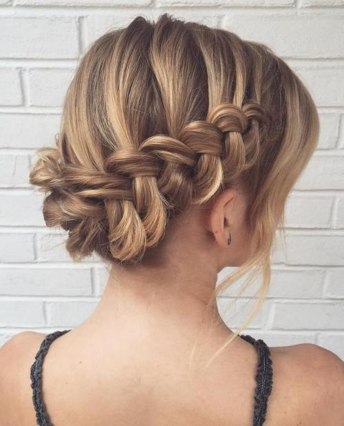 updo styles for hair trubridal wedding 60 updos for thin hair that score 4636