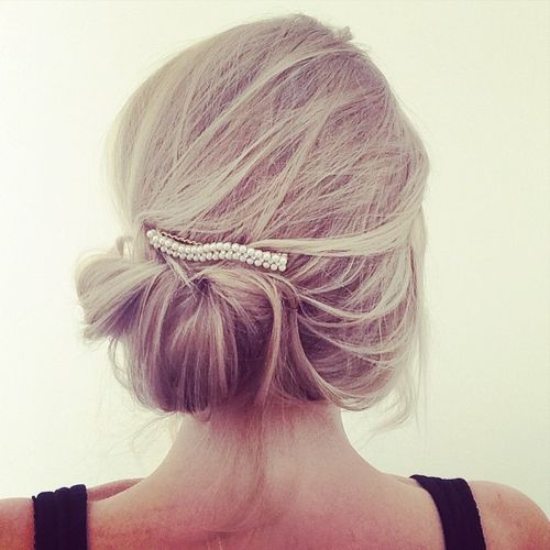 30 Updos for Thin Hair That Score Maximum Style Point