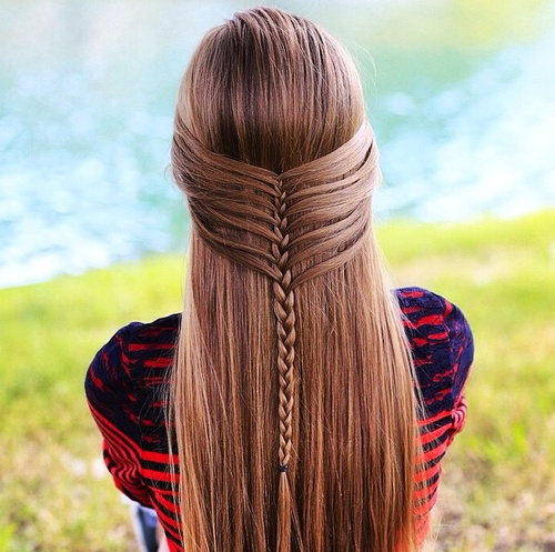 Hairstyle Pic: 30 Picture-Perfect Hairstyles For Long Thin ...