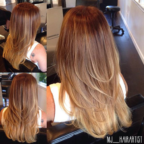 70 devastatingly cool haircuts for thin hair long layered haircut urmus Images