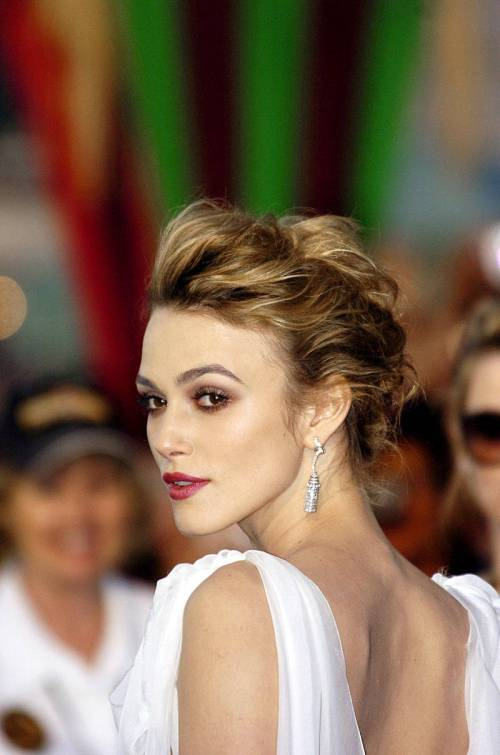 60 updos for thin hair that score maximum style point loose curly updo hairstyle pmusecretfo Image collections