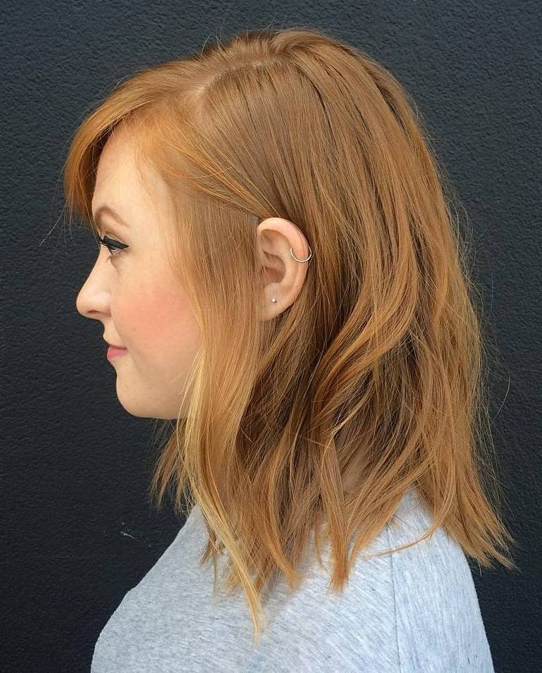 70 devastatingly cool haircuts for thin hair medium choppy haircut for fine hair urmus Images