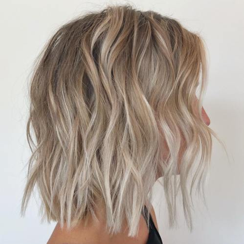 70 Perfect Medium Length Hairstyles for Thin Hair in 2019