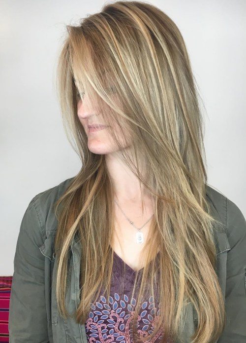 40 Picture Perfect Hairstyles For Long Thin Hair