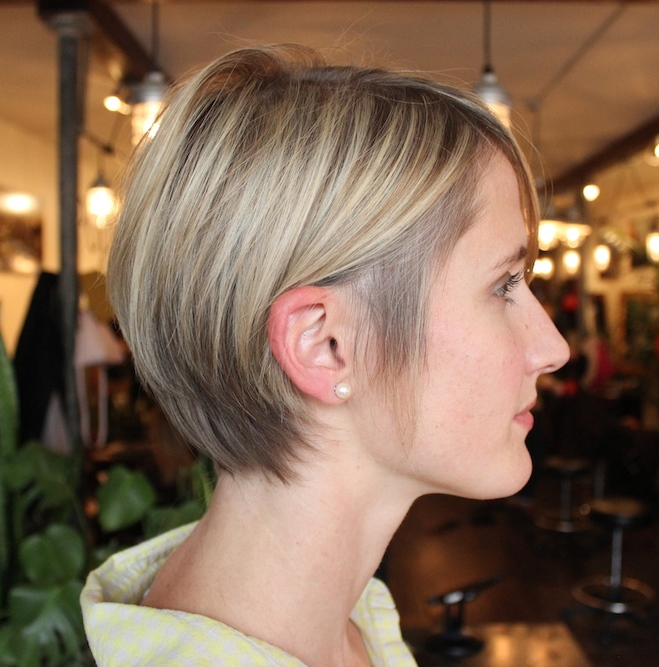 Hairstyles For Fine Hair hairstyles Long Pixie For Fine Hair