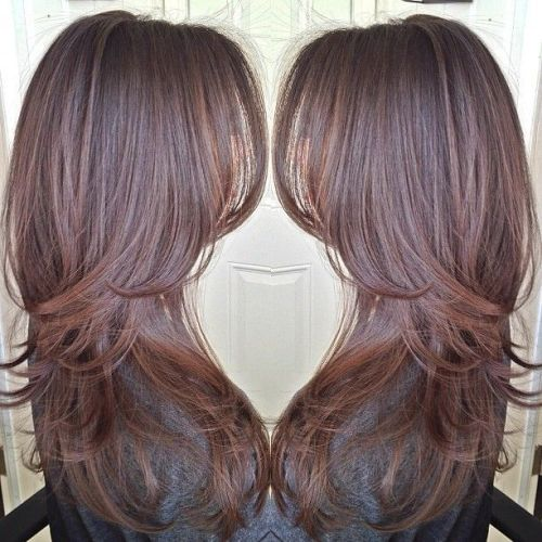 long hairstyle for fine hair