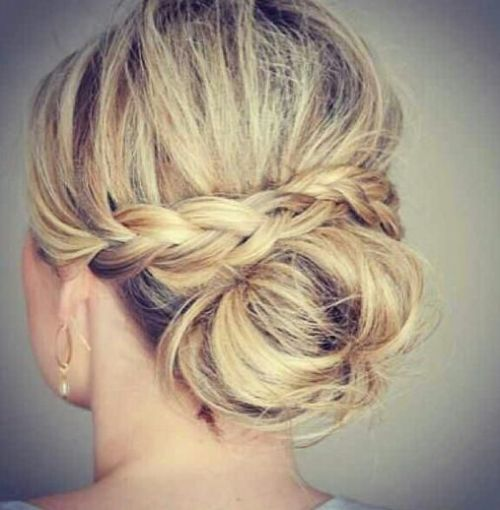 Messy Updos For Thin Hair: 45 Updos For Thin Hair That Score Maximum Style Point