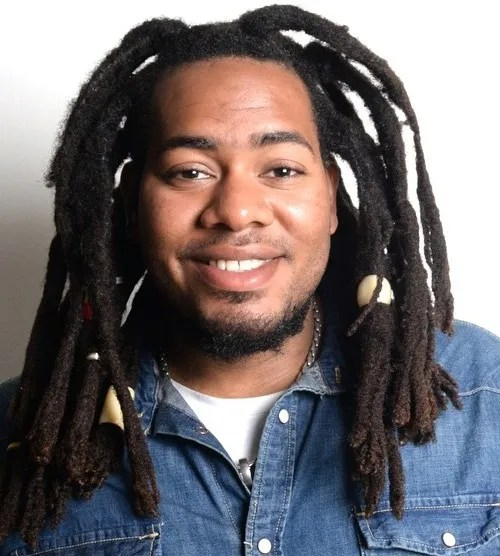 Chunky Dreadlocks For Black Men