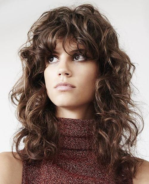 Best Long Layered Haircuts 2017 : 50 lovely long shag haircuts for effortless stylish looks