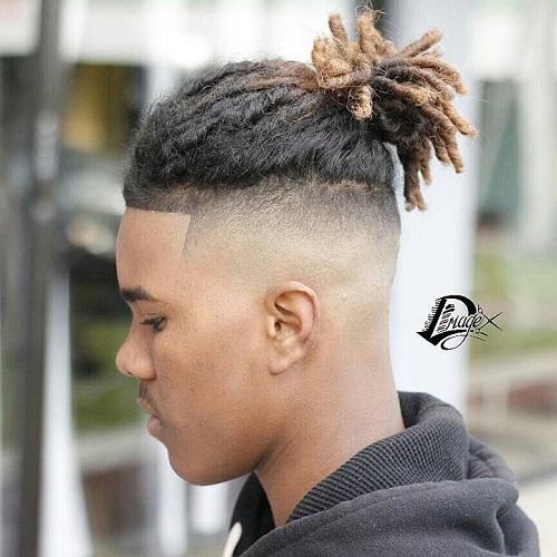 Awe Inspiring 50 Stylish Fade Haircuts For Black Men In 2017 Short Hairstyles For Black Women Fulllsitofus