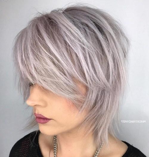 universal modern shag haircut