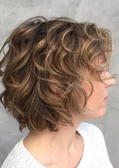 Pleasing Shag Haircuts And Hairstyles In 2016 Therighthairstyles Short Hairstyles Gunalazisus