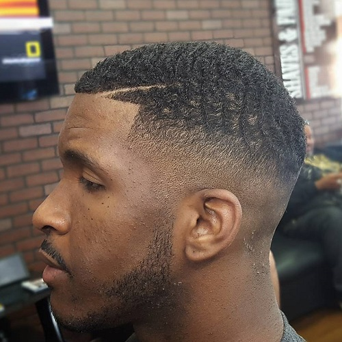 Hair Cut Black Men