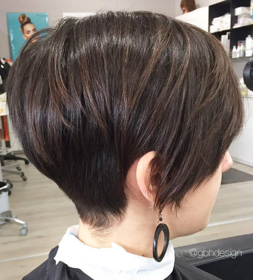 Peachy 60 Classy Short Haircuts And Hairstyles For Thick Hair Hairstyles For Women Draintrainus